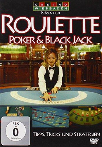 Poker - Black Jack & Roulette