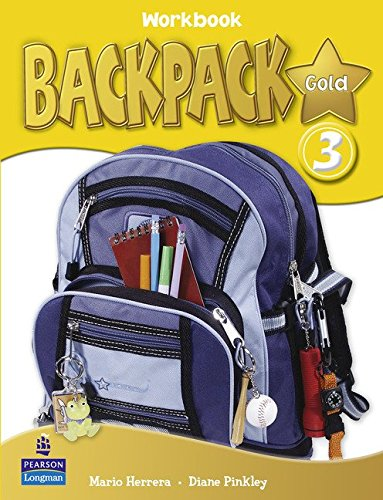 Backpack Gold 3 Workbook, CD and Reader Pack Spain