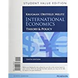 International Economics: Theory and Policy, Student Value Edition Plus New Myeconlab with Pearson Etext (2-Semester Access) -- Access Card Pack (The Pearson Series in Economics)