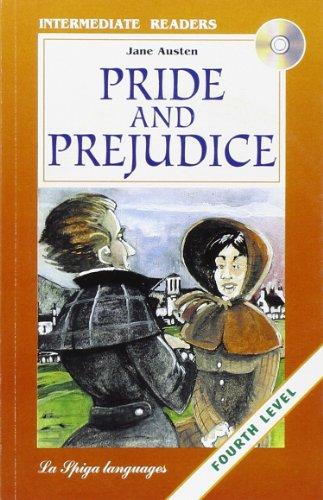 Pride and prejudice. Con audiolibro