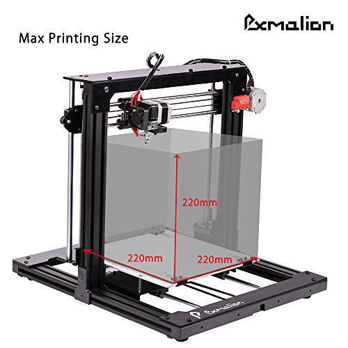 Pxmalion CoreI3 3D Drucker Kit Acrylic Prusa I3 - 2
