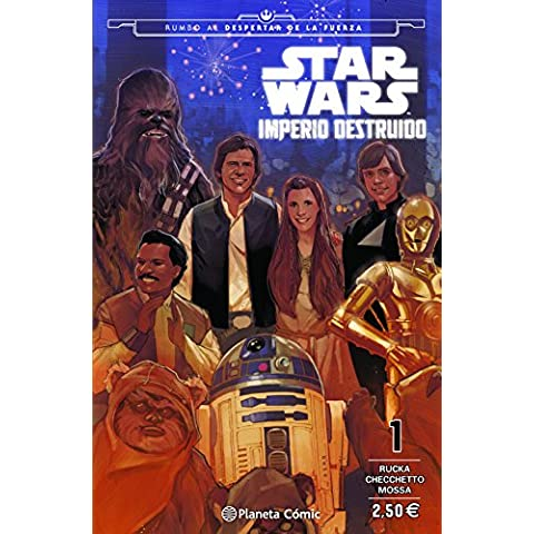Star Wars Shattered Empire 1