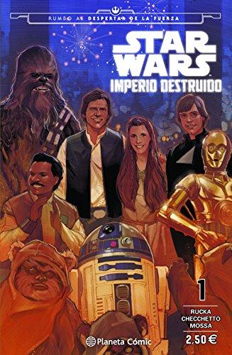 Descargar Libro Star Wars Imperio Destruido (Shattered Empire) nº 01/04 (STAR WARS SHATTERED EMPIRE) de AA. VV.