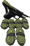 Cobra Bore Snakes Pistolenbohrung, 9 mm, 6 Stück - reinigt auch den Barrel auf .357.38 und .380 Handfeuerwaffen