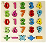 DAYONG Educational Puzzle Number Series Toy