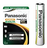 AKKU Batterien Micro AAA 900mAh P03PH,2St