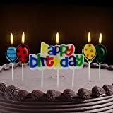 #4: PARTY PROPZ HAPPY BIRTHDAY (HAPPY BIRTHDAY CANDLE)