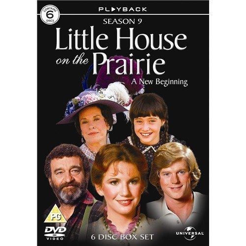 Little House On The Prairie: Season 9 [Edizione: Regno Unito] [Reino Unido] [DVD]