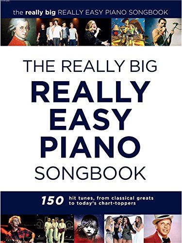 The Really Big Really Easy Piano Book