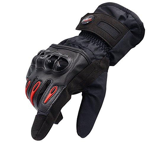 Winterhandschuhe Iglatt Wasserdichte Snowboard- und Skihandschuhe (L) (Dakine-fleece-handschuhe)