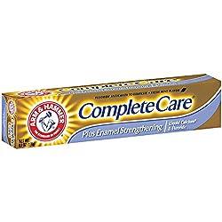 Arm & Hammer Complete Care Enamel Strengthening Fresh Mint Toothpaste 6 Oz Box