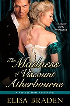 The Madness of Viscount Atherbourne (Rescued from Ruin Book 1) (English Edition)