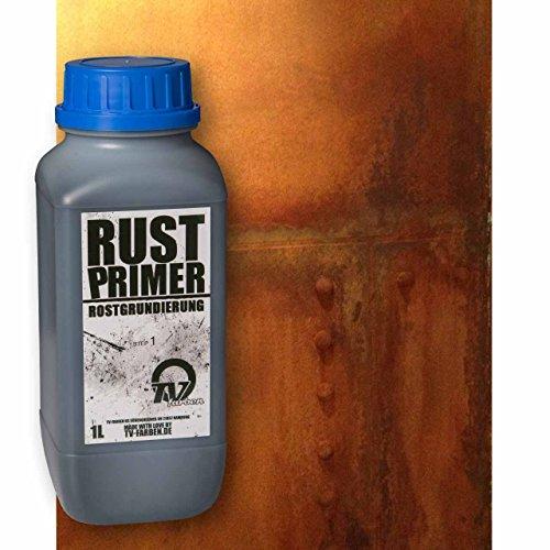 Metal Efecto Color 2,5kg óxido pintura/óxido efecto, Patina rústico Look