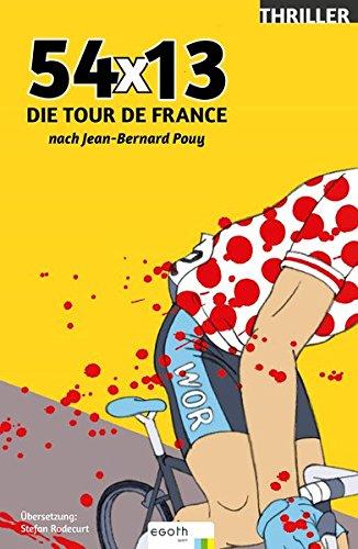 De Tour Radfahren France (54 x 13)