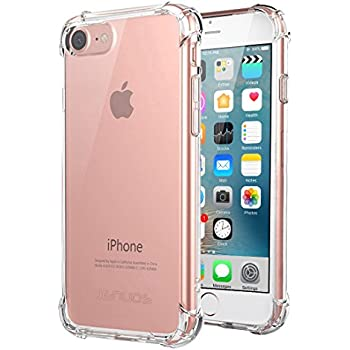 iphone 8 case iphone 7 case jenuos silicon clear amazon. Black Bedroom Furniture Sets. Home Design Ideas