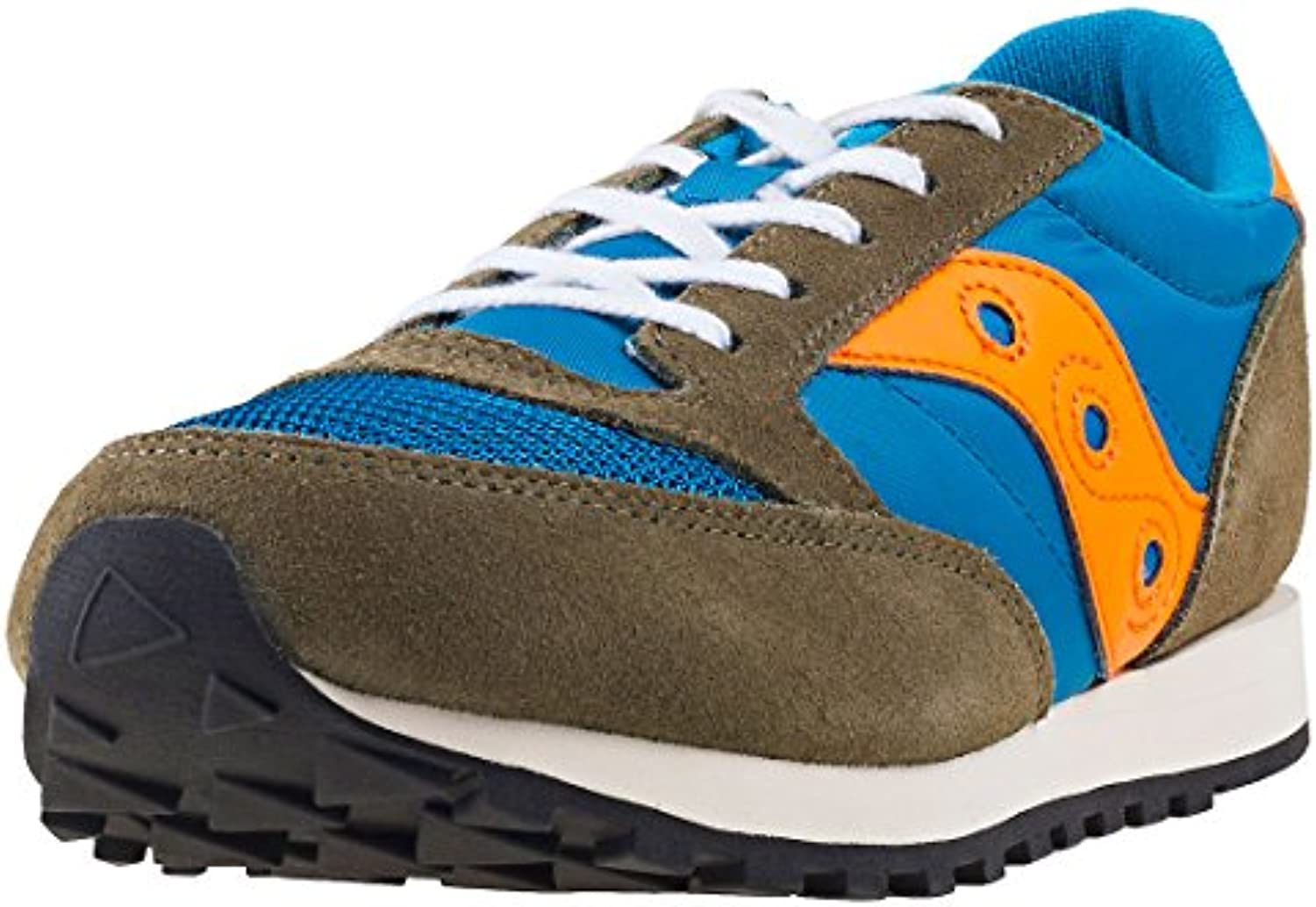 Saucony Youth Jazz Original Vintage A17000-6 Leather Trainers