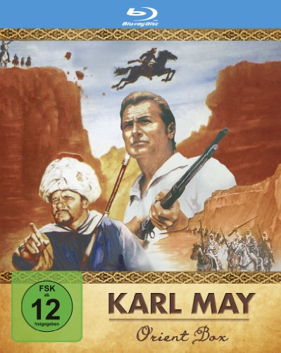 Karl May Orient Box [Blu-ray]