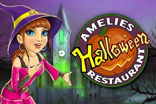 Amelies Restaurant Halloween