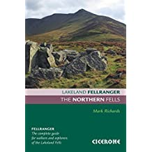 The Northern Fells (Lakeland Fellranger)