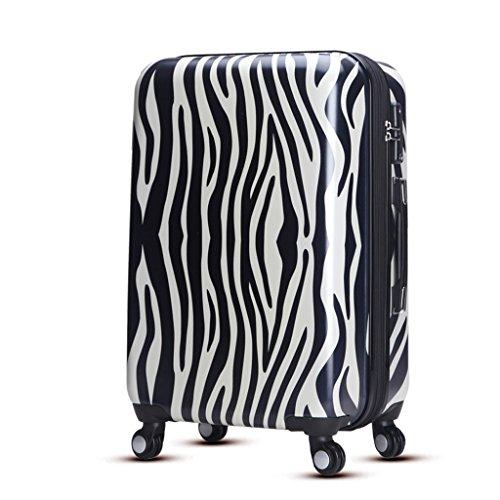 casa Monopoli Personalizzata zebra del leopardo della cassa del carrello
