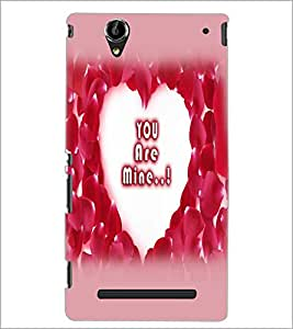 PrintDhaba Warrior D-2253 Back Case Cover for SONY XPERIA T2 ULTRA (Multi-Coloured)
