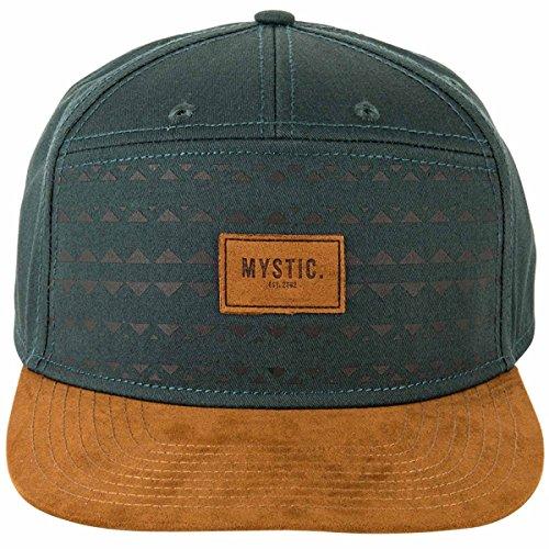 Mystic The Reel Cap green allover