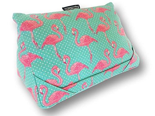 Coz-e-Reader Tablet-Ständer, Kissen, Flamingo (E Kissen Reader)
