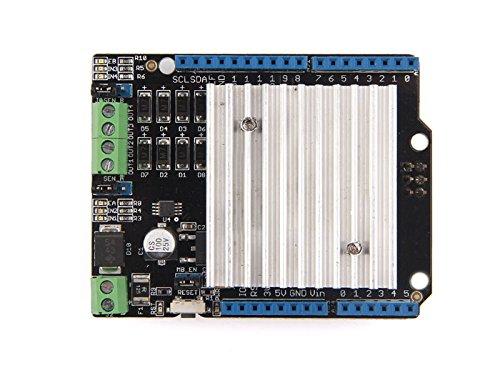 In Ziyun Motor Shield V2.0, DIY Maker Open Source booole, Treiber Modul full-bridge Arduino (Bridge-treiber)