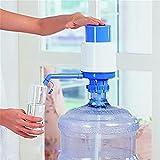 DDU Handpresse Wasser-Flasche Kanne Manuelle Trinken Tippen Zapfen Befestigungen Pumpspender