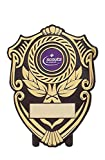 Best Leader Trophies - Plastic Trophy Shield with Scouting Logo - Medium Review