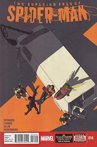 Superior Foes of Spider-Man (Vol 1) # 14 (Ref-367282518)