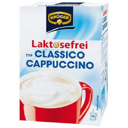 Krüger - Classico Cappuccino laktosefrei - 150g