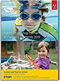 Adobe Photoshop Elements 2019 & Premiere Elements 2019 | Student & Teacher - Englisch | PC/Mac | Disc