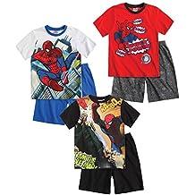 Pijama Spiderman Hombre Araña–Manga corta–Original Marvel