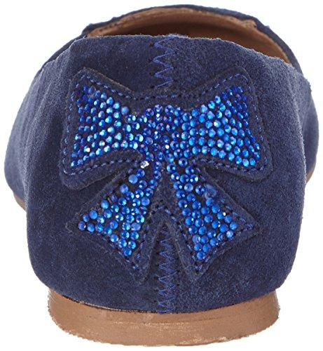 Krüger Madl Diamond, Ballerines fermées femme Bleu - Blau (blau / 8)