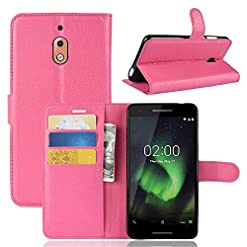 Lapinette Custodia Nokia 2.1 2018 – Bianco – Rosa