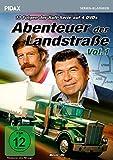 DVD Cover 'Abenteuer der Landstraße, Vol. 1 (Movin' On) / 13 Folgen der legendären Fernfahrerkult-Serie (Pidax Serien-Klassiker) [4 DVDs]