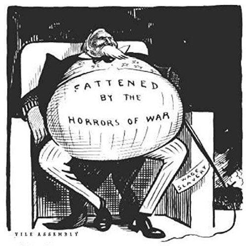 Preisvergleich Produktbild Fattened By the Horrors of War