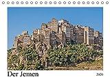 Der Jemen (Tischkalender 2020 DIN A5 quer): Architektur und Landschaft des Jemens (Monatskalender, 14 Seiten ) (CALVENDO Orte) -