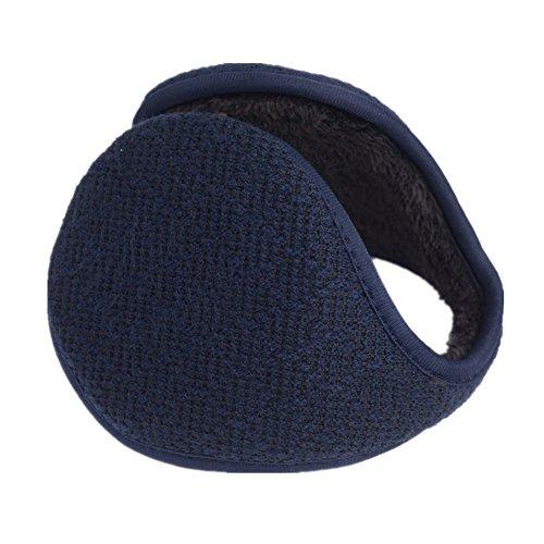 Pormow Damen und Herren Warm Halten Winter-Ohrenschützer Outdoor-Wärme