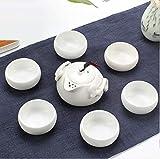 Tetera de cerámica para el hogar Juego de té Kung Fu Burbuja Simple Tetera Viaje Viaje Marinero agarrar Olla Juego de té