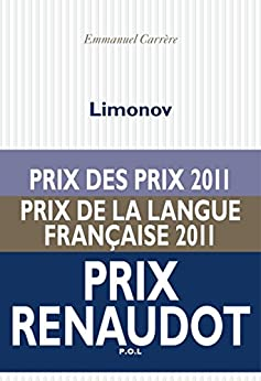 Limonov par [Carrère, Emmanuel]