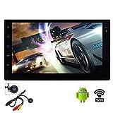 Die besten EinCar Doppel-din Autoradios - Doppel-DIN-GPS-Auto-Stereoradio Android 6.0 universal In Dash Voll Touch-Panel-Car Bewertungen