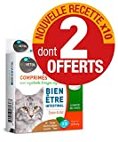 Biovetol - Offre Speciale - Comprimés Bien-être Intestinal pour Chaton/Chat - x10 Dont 2 OFFERTS