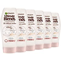 Garnier ultimate blends, avena, leche sensible cuero cabelludo Acondicionador, 360 ml, pack