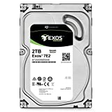 Seagate 8,9cm 2To EXOS E-Class Enterprise disque dur interne SATA–Argent