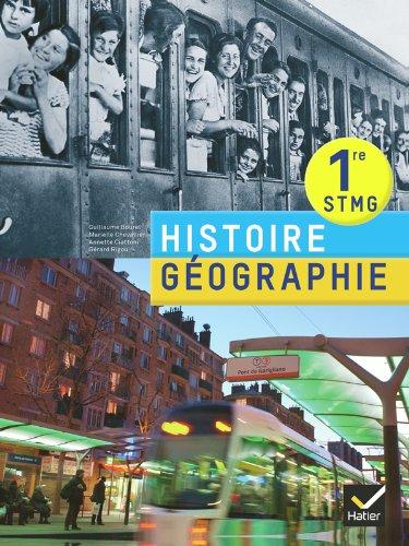 Histoire-Géographie 1re STMG éd. 2012 - Livre de l'élève