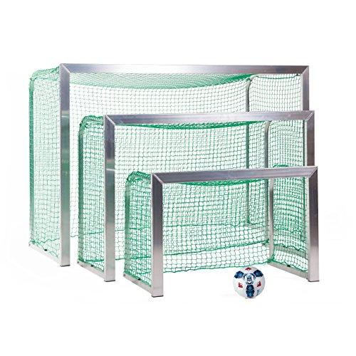 Sport-Thieme Alu-Mini-Trainingstor, Maschenweite 4,5 cm Torinnenmaß 1,20×0,80 m - 2