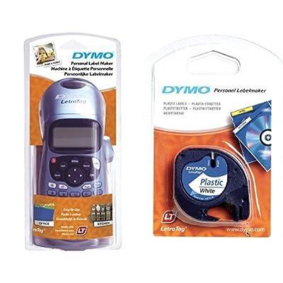 Dymo S0901180 LetraTag LT-100H Plus Label Maker ABC Keyboard