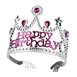 Boland 44077 Corona Happy Birthday, One size